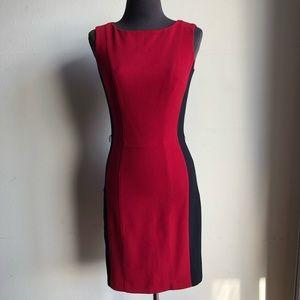 Cache sz 2 career sheath dress